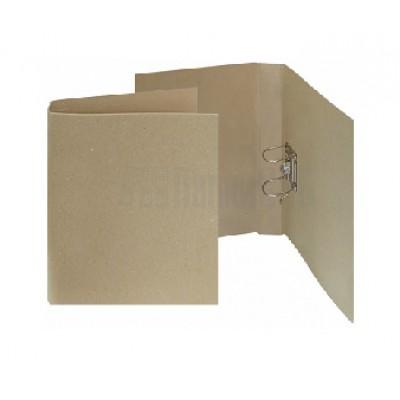 Картонная папка-регистратор А4, без покрытия, корешок 75 мм