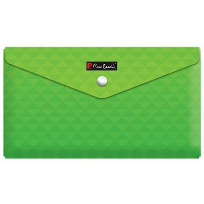 Папка-конверт Travel, для билетов и документов, пластик 180 мкм