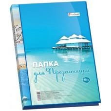 Папка для презентаций А4, пластиковая, Pierre Cardin Riviera Paradis