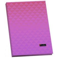 Папка для каталогов А4, пластиковая, 20 страниц, Pink Geometrie