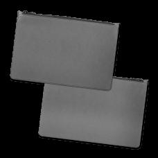Папка на молнии из экокожи, формат А5 / А4