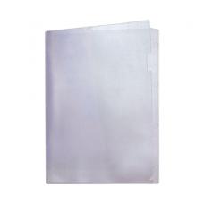Папка-уголок А4, прозрачная, пластик 180 мкм, Expert Complete